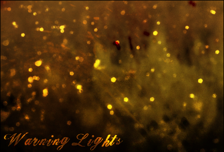 Warning Lights by tahliadenae