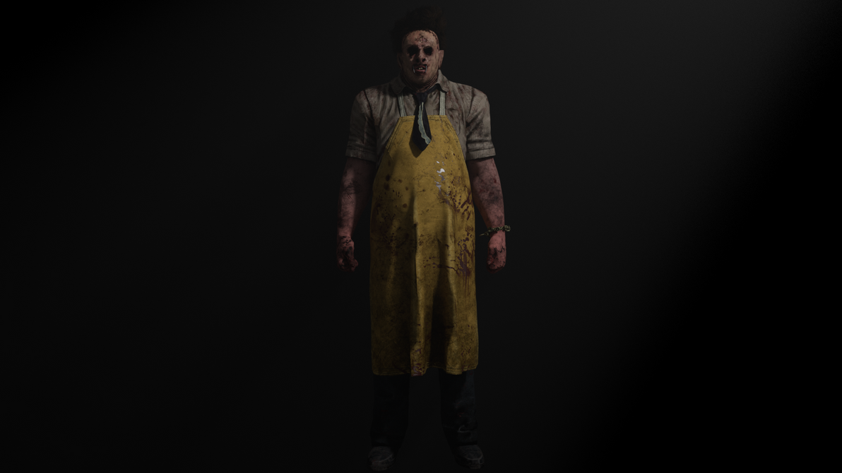 Dead By Daylight Leatherface for XPS by SaltPowered