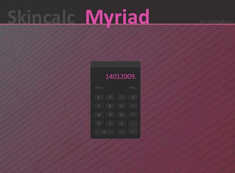 Myriad Skincalc
