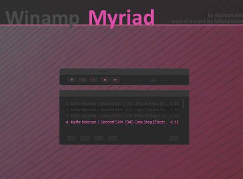 Myriad Winamp Classic