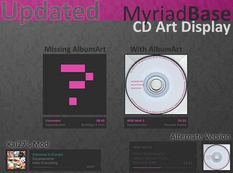 Myriad Base CAD 1.1