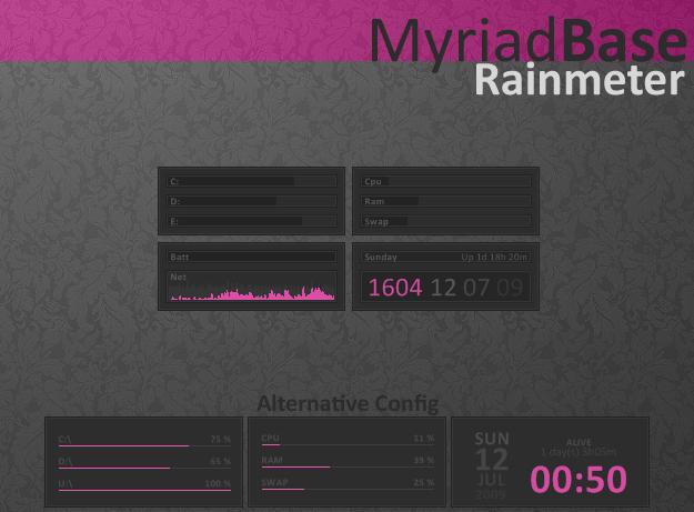 Myriad base rainmeter by albinoasian on deviantart