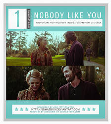 Nobody Like You PSD by Ash. by 1Dhazboo