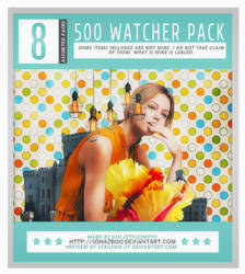 Ash's 500 Watcher Pack!