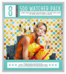 Ash's 500 Watcher Pack!