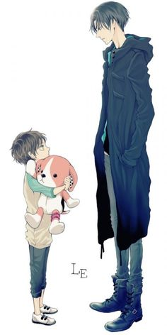 A Kid's Love (Dad!Levi x Teen!Reader x Petra) (AU) by MissBrutus on
