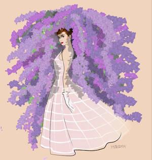 Audrey Hepburn Animation