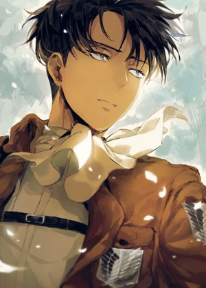 Sweets and Smokes {Levi Ackerman x Reader} by
