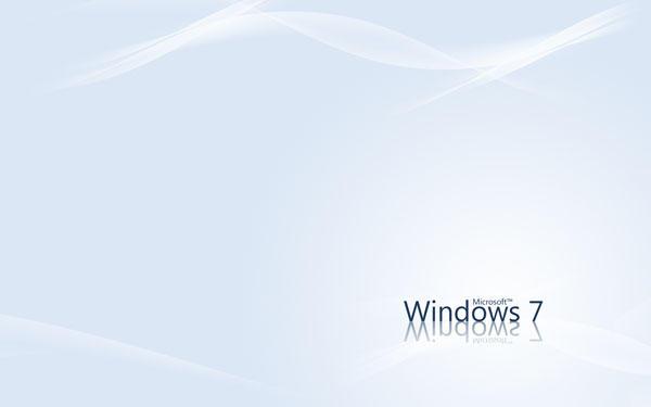 Wallpaper: Windows 7 by evenstarr