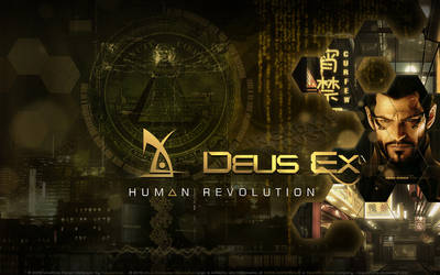 DeusEX : Human Revolution