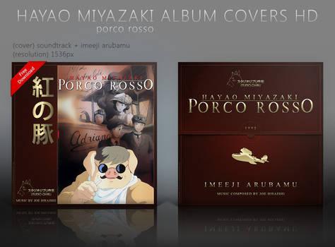Porco Rosso Album Covers HD