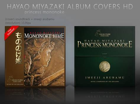 Princess Mononoke Album Cover HD