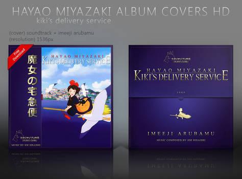 Kiki's Delivery Service Album Covers HD