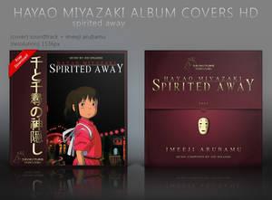 Spirited Away (Chihiro) Album Covers HD