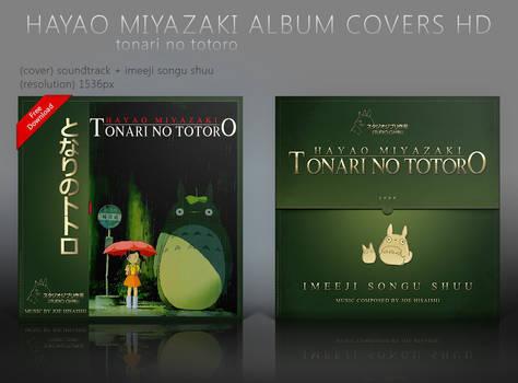 Tonari no Totoro Album Covers HD