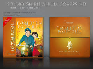 From Up on Poppy Hill Album Covers HD