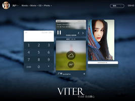 Viter Suit for xwidget by qq416931658 by qiancang