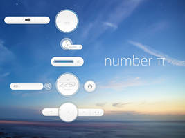 Number PI Suite for XWidget by qq416931658 (fixed) by qiancang