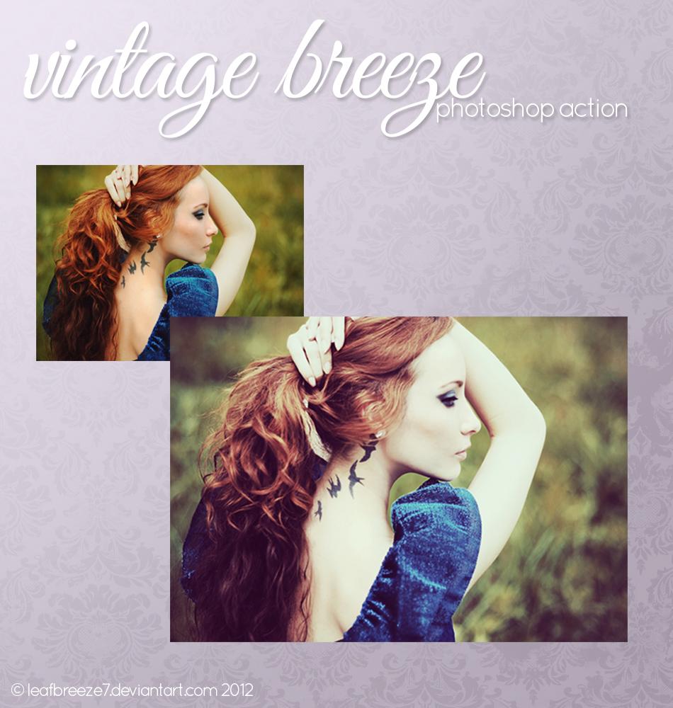 vintage breeze action