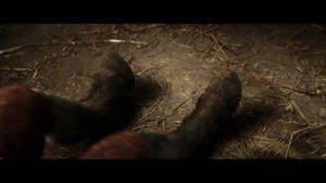 Pinocchio (2019) Donkey Legs Transformation Gif