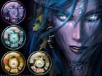 Warcraft III jackets 4 i-pulse