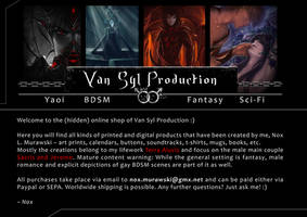 Shop of Van Syl Production (Complete as PDF)