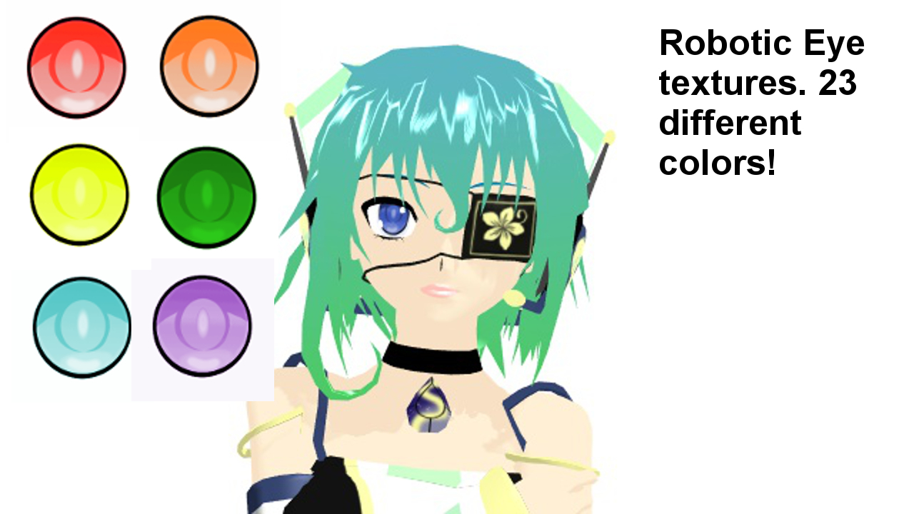 mmd robotic eye texture pack download by soganaxsaeki on