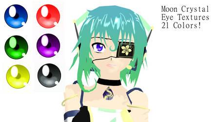 Moon Crystal Eye Texture Pack by SoganaxSaeki