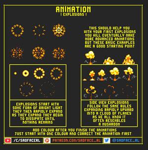 Explosion Animation Tutorial