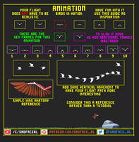 Tutorial Birds in Motion by SadfaceRL