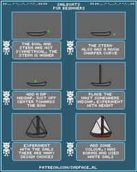 Sailboat Tutorial for Beginners