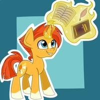 [COMMISSION] Sunburst by partylikeanartist