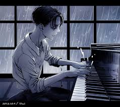 Play Me A Song (Levi XReader- One Shot!) by ErenJaegerandAOT on
