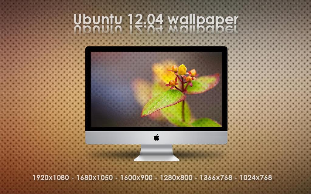 Ubuntu Wallpaper by Liuxiaofei