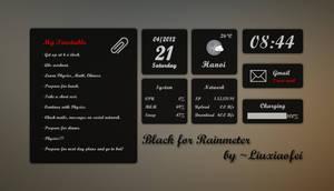 Black 1.0 by Liuxiaofei