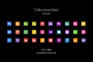 Chibu Icons Pack by Liuxiaofei