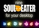 Soul Eater Desktop Icons