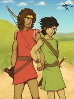 A Biblical Romance~ by RRproAni