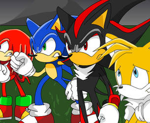 Sonic: Nazo Unleashed Part 3