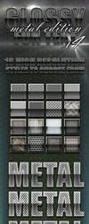 Genuine Glossy Metal Style by alekSparx