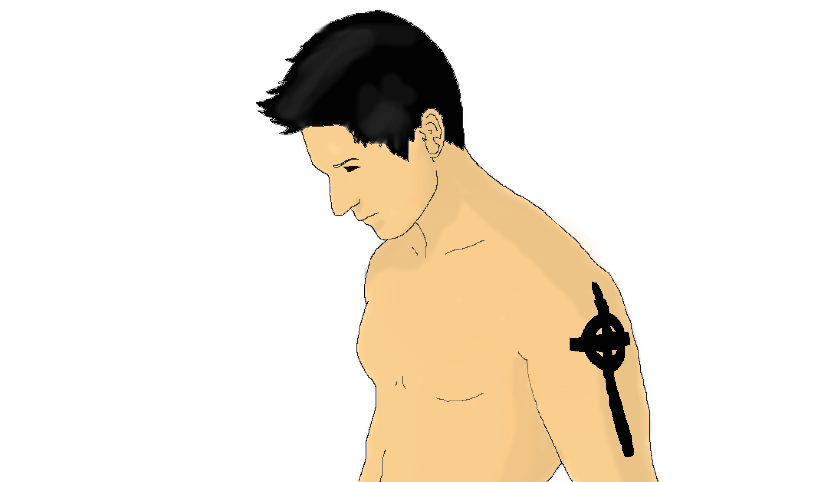 Zak Bagans by Sharpie1023