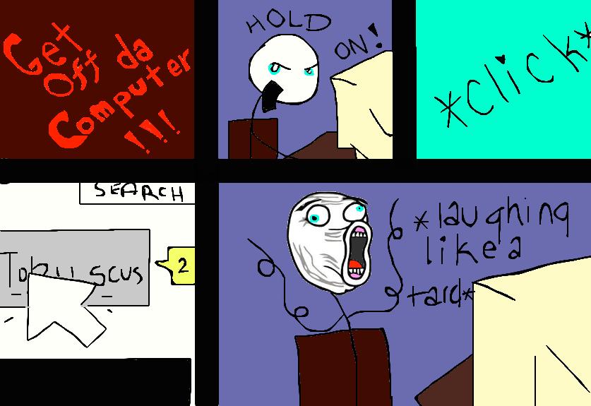 It's so stupid it's funny. by Sharpie1023