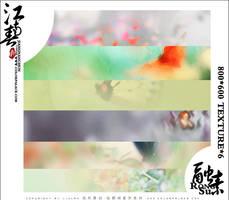 6 texture JIANGNANCHUN by qianyuanliulan