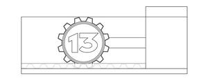 Vault 13 Seal-n-Safe Vault Door Plans