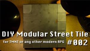 TMNT RPG Street Tile #002