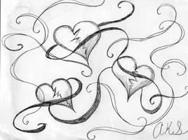 Broken Heart's by Flowerfairy1720