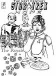 Star Trek Hope The Royals by LillithsBernard