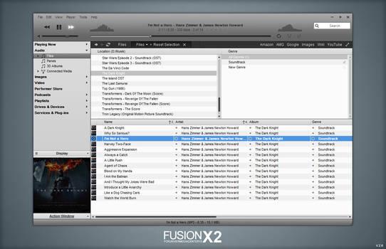 JRiver - FusionX2