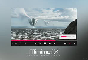 VLC - MinimalX