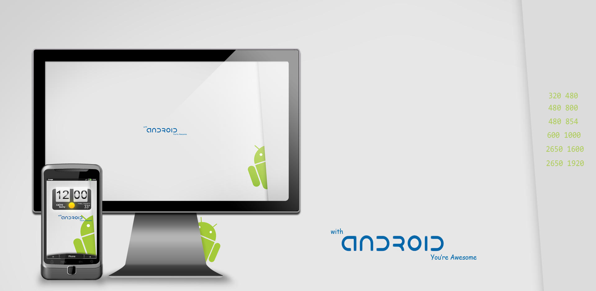 Androidness Pack by abdelrahman